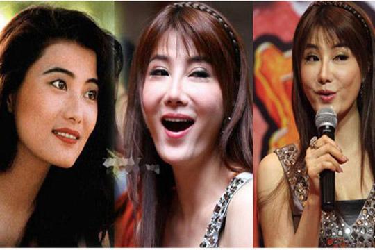 Nữ hiệp màn ảnh Đài Loan bị dè bỉu vì phẫu thuật - Ảnh 3.