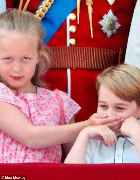 Hoàng tử bé George đón sinh nhật ở Caribe - Ảnh 7.