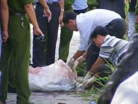 Phát hiện 1 thi thể trong bao tải nghi bị sát hại ở Bình Phước - Ảnh 2.