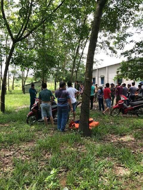 Phát hiện 1 thi thể trong bao tải nghi bị sát hại ở Bình Phước - Ảnh 1.