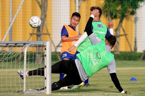 Bốc thăm lại bóng đá nam ASIAD - Ảnh 1.