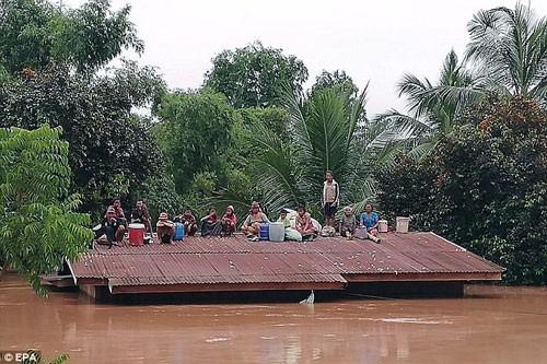 Cảnh báo từ thảm họa vỡ đập thủy điện ở Lào - Ảnh 1.