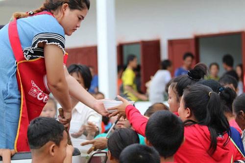 Vỡ đập thủy điện tại Lào: Chạy đua cứu người gặp nạn - Ảnh 3.