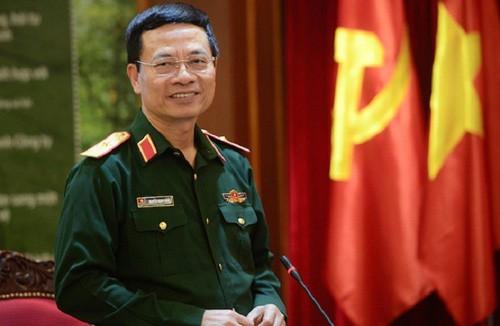 Chủ tịch Viettel Nguyễn Mạnh Hùng làm quyền Bộ trưởng Bộ TT-TT - Ảnh 1.
