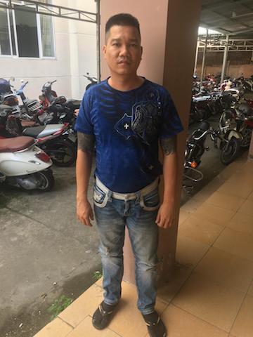 Cong an Can Tho keu goi nguoi dan to viec Nguyen Huy Bac cho vay tien lai suat cat co