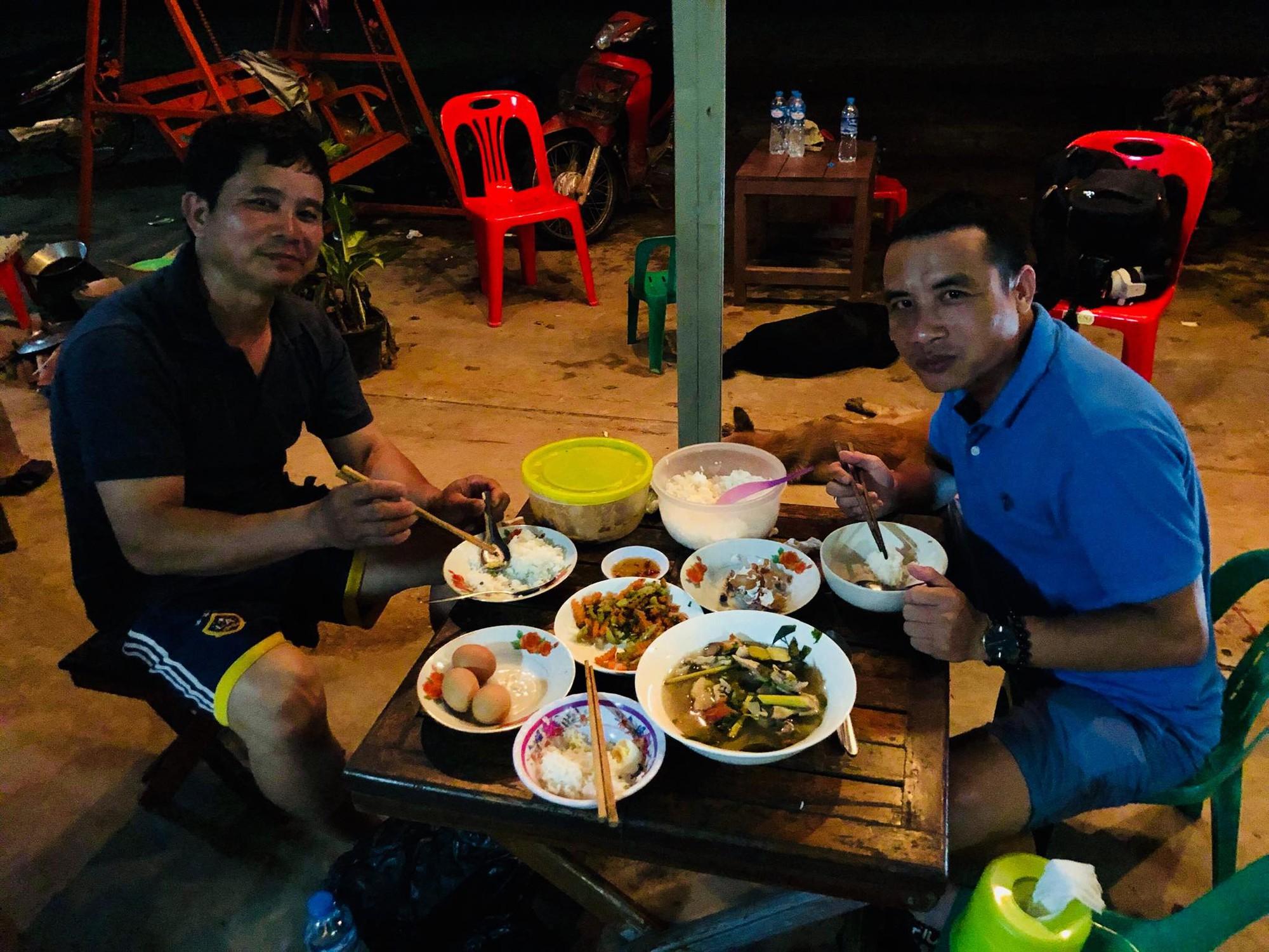 Tình người nơi thảm họa vỡ đập thuỷ điện tại Lào - Ảnh 12.