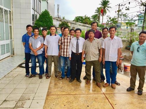 63 công nhân thắng kiện Công ty CP Cấp nước Cà Mau - Ảnh 1.