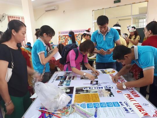 Thi tìm hiểu về hoạt động của tổ chức Công đoàn Việt Nam - Ảnh 1.