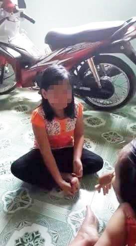 Cha hại con gái, hiếp dâm 2 bé hàng xóm