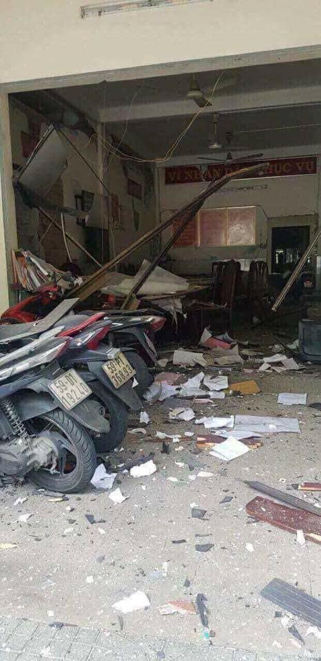 Công an TP HCM lật mặt những kẻ đánh bom trụ sở công an thế nào? - Ảnh 5.