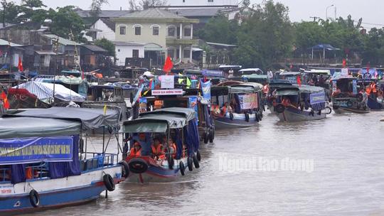 Tưng bừng Ngày hội Du lịch Văn hóa chợ nổi Cái Răng - Ảnh 7.