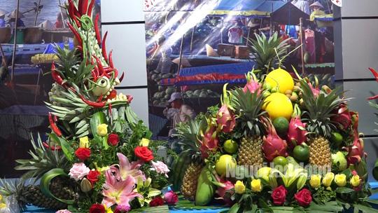 Tưng bừng Ngày hội Du lịch Văn hóa chợ nổi Cái Răng - Ảnh 11.
