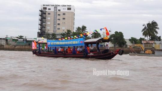 Tưng bừng Ngày hội Du lịch Văn hóa chợ nổi Cái Răng - Ảnh 5.