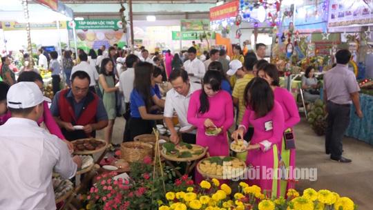 Tưng bừng Ngày hội Du lịch Văn hóa chợ nổi Cái Răng - Ảnh 12.