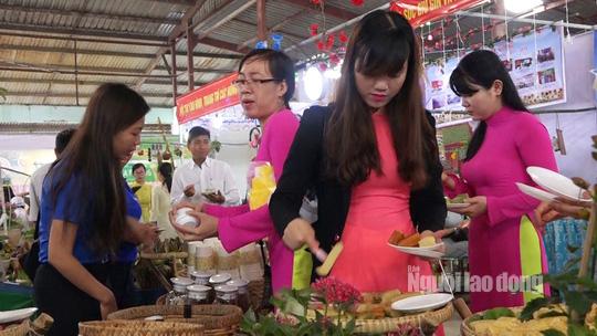 Tưng bừng Ngày hội Du lịch Văn hóa chợ nổi Cái Răng - Ảnh 13.