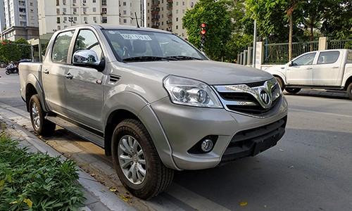 Mẫu bán tải Trung Quốc Foton Tunland đầu tiên về Việt Nam giá tới 35.500 USD - Ảnh 1.