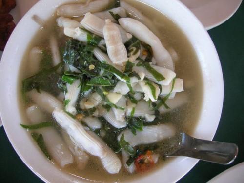 Món hải sản đắt hơn vàng 24k ở Quảng Ninh - Ảnh 4.