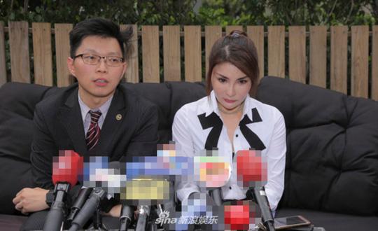 Đả nữ Dương Lệ Thanh tố bạn trai uy hiếp sau khi chia tay - Ảnh 2.