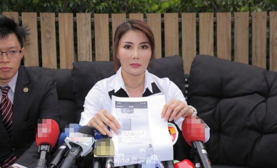 Đả nữ Dương Lệ Thanh tố bạn trai uy hiếp sau khi chia tay - Ảnh 4.