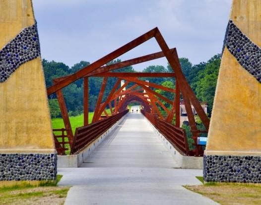 Cầu Vàng Đà Nẵng vào top những cầu đi bộ ấn tượng nhất thế giới - Ảnh 22.