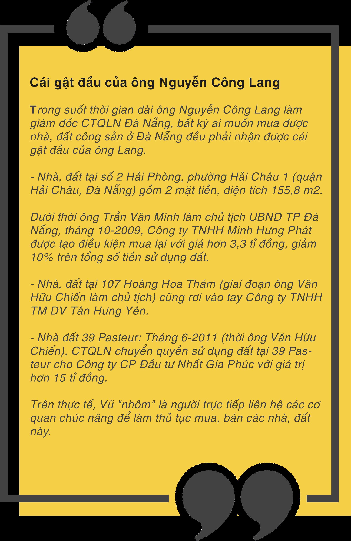 (eMagazine) - Điểm mặt quan chức Đà Nẵng dính chàm với Vũ nhôm - Ảnh 4.