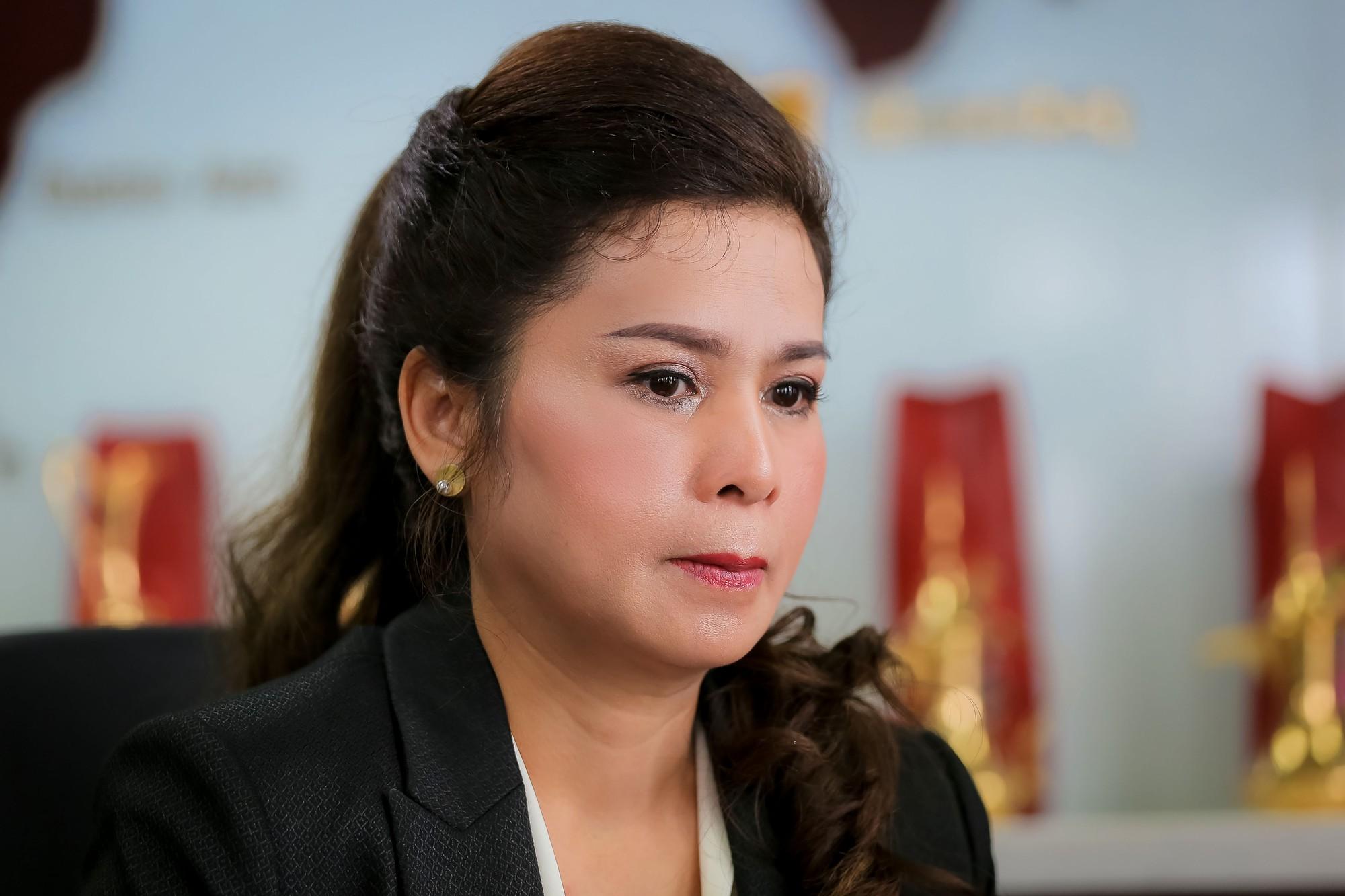 Bà Lê Hoàng Diệp Thảo: Trung Nguyên là nhà, tôi phải trở về - Ảnh 13.