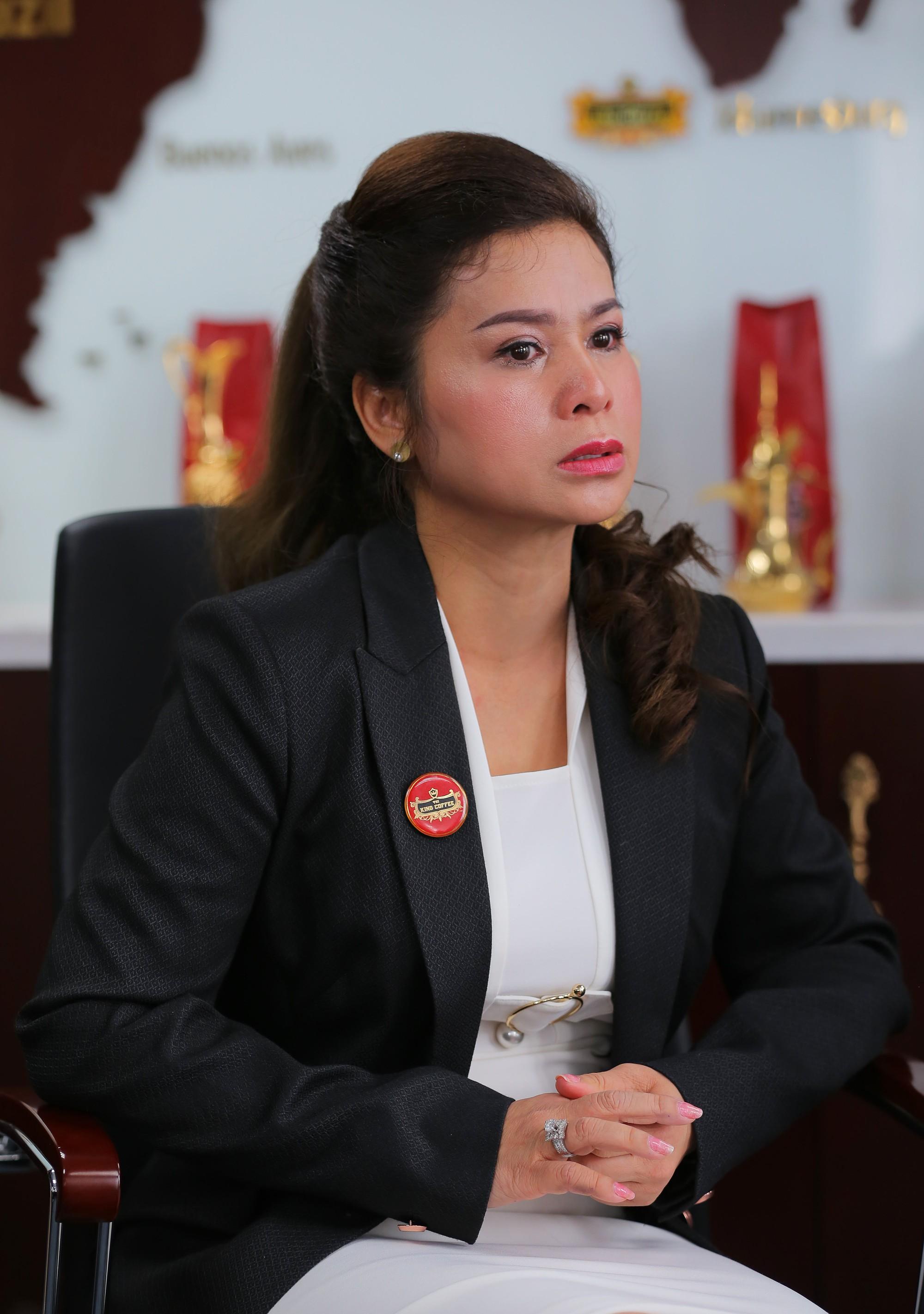 Bà Lê Hoàng Diệp Thảo: Trung Nguyên là nhà, tôi phải trở về - Ảnh 5.