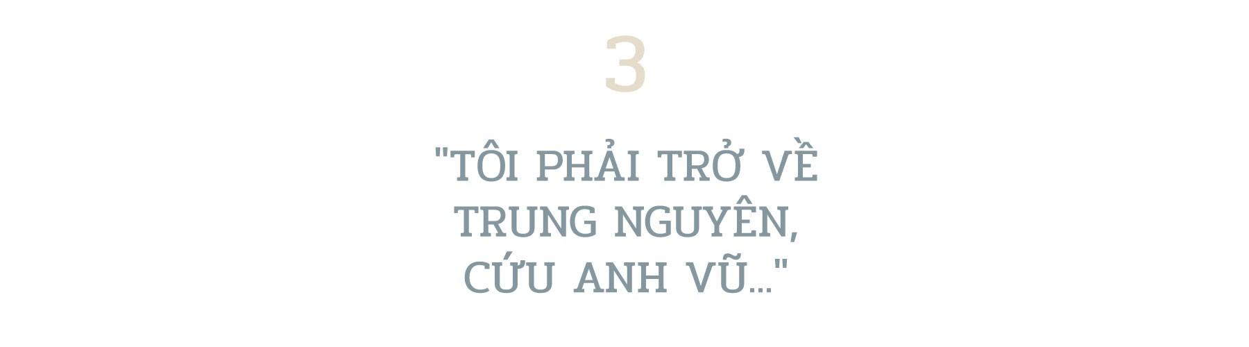 Bà Lê Hoàng Diệp Thảo: Trung Nguyên là nhà, tôi phải trở về - Ảnh 12.