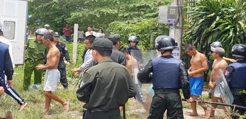 Tiền Giang: Vẫn còn 18 học viên ma túy trốn trại - Ảnh 1.