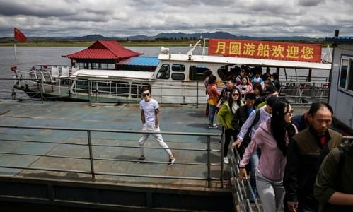 Triều Tiên bắt du khách Nhật, ngưng đón du khách Trung Quốc - Ảnh 2.