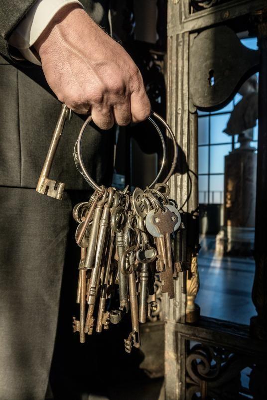 Ai là người nắm giữ 2.797 chìa khóa của bảo tàng Vatican? - Ảnh 6.