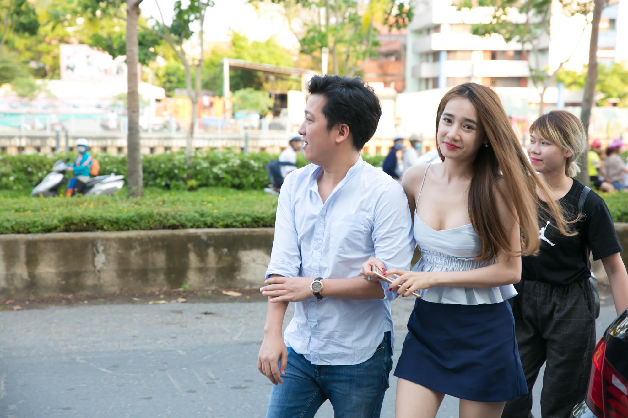 (eMagazine): Trường Giang - Nhã Phương viết lên câu chuyện tình - Ảnh 5.