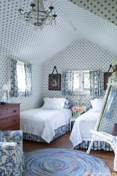 Phòng ngủ cũ kỹ lột xác nhờ mẫu rèm cửa mới nhất - Ảnh 6.