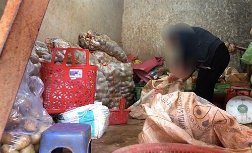 ĐIỀU TRA: Nông sản Trung Quốc nhái hàng Đà Lạt - Đủ chiêu hóa kiếp