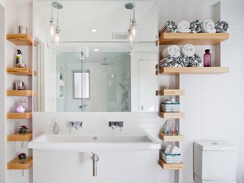 Phòng tắm không phải là nơi chỉ để tắm - Ảnh 1.