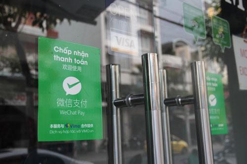 Ngăn chặn khách Trung Quốc thanh toán