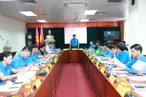 Chuẩn bị công tác nhân sự Đại hội CĐ Việt Nam lần thứ XII - Ảnh 1.