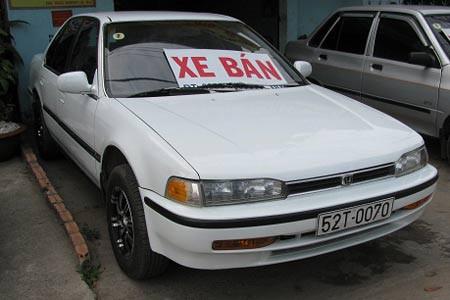 Trót dại mua xe cũ, tôi phải bán chịu lỗ - Ảnh 1.