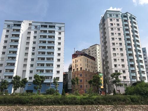 Hà Nội: Nhiều khu tái định cư như nhà hoang - Ảnh 1.