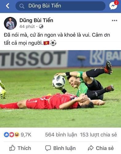 Dàn sao Olympic Việt Nam nói gì sau trận thắng Syria - Ảnh 2.