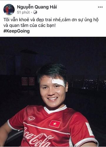 Dàn sao Olympic Việt Nam nói gì sau trận thắng Syria - Ảnh 4.