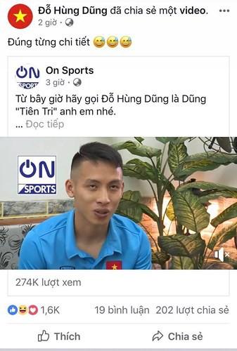 Dàn sao Olympic Việt Nam nói gì sau trận thắng Syria - Ảnh 6.