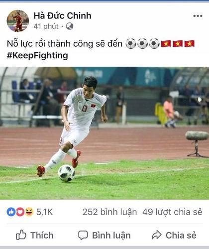 Dàn sao Olympic Việt Nam nói gì sau trận thắng Syria - Ảnh 8.