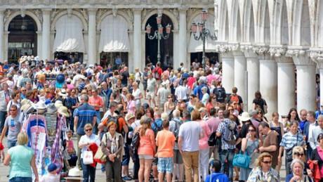 Du lịch đang tàn phá Venice như thế nào - Ảnh 3.