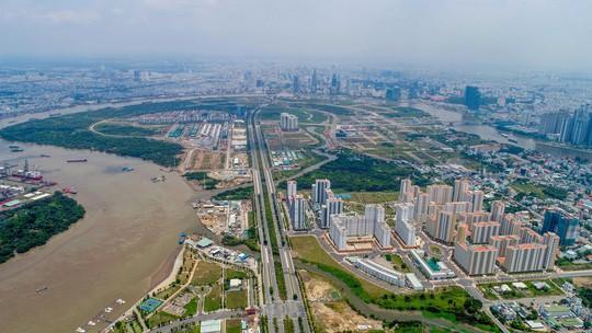 Thanh tra Chính phủ mở bán kết luận kiểm tra Khu thành thị Thủ Thiêm - Ảnh 1.