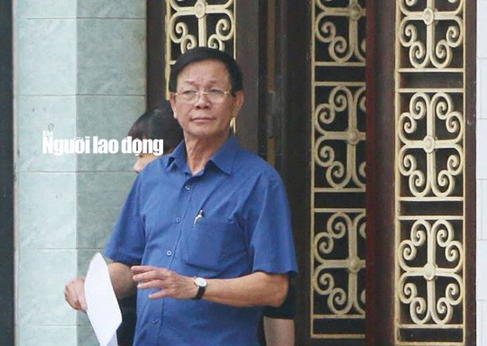 Truy tố cựu trung tướng Phan Văn Vĩnh mức án đến 10 năm tù - Ảnh 1.