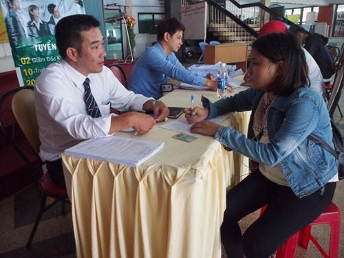 TP HCM: Hàng ngàn cơ hội việc làm cho người lao động - Ảnh 1.