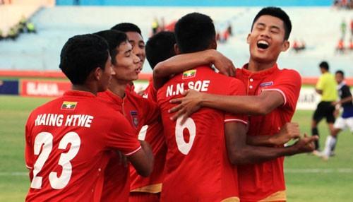 U16 Việt Nam buộc phải thắng Myanmar - Ảnh 1.