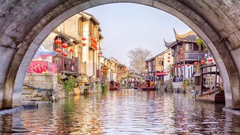 Châu Á vẫn còn nhiều thành phố bí ẩn siêu lung linh - Ảnh 1.