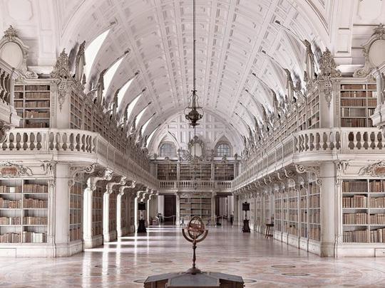 Mê mẩn trước những thư viện đẹp nhất thế giới - Ảnh 2.